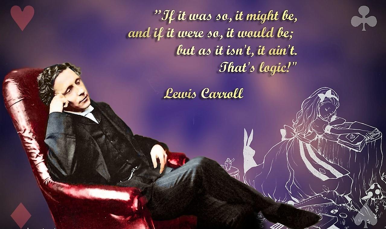 Lewis Carrolls Symbolic Logic